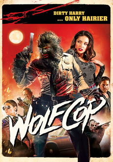 Cover - WolfCop