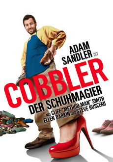 Cover - The Cobbler