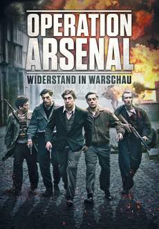 Cover - Operation Arsenal