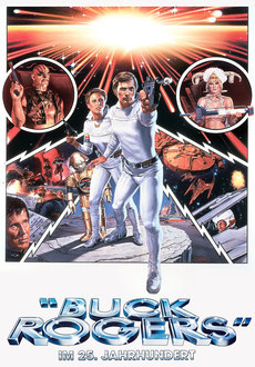 Cover - Buck Rogers
