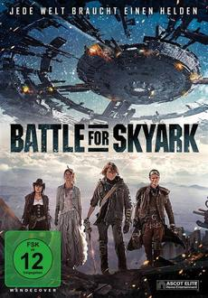 Cover - Battle for SkyArk