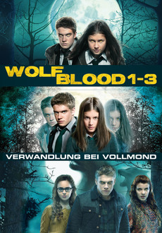 Cover - Wolfblood Box (Staffel 1-3)