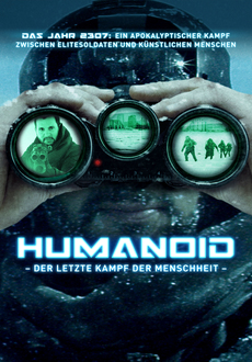 Cover - Humanoid