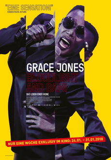 Cover - Grace Jones: Bloodlight and Bami