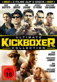 Cover - Kickboxer - Ultimate Collection