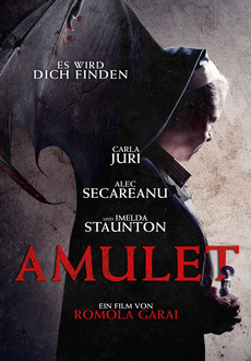 Cover - Amulet