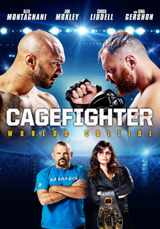 Cover - Cagefighter