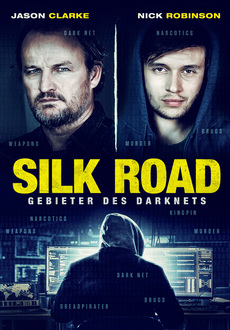 Cover - Silk Road