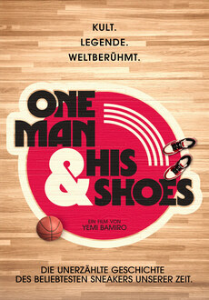 Cover - One Man and His Shoes