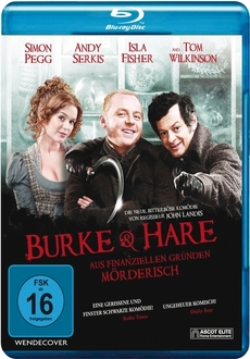 Cover - Burke & Hare