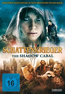 Cover - Schattenkrieger - The Shadow Cabal