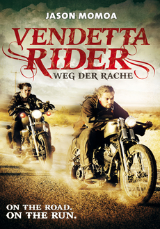 Cover - Vendetta Rider